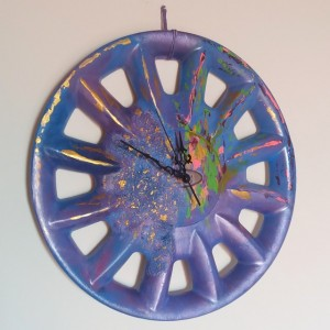 wall clock upcycle